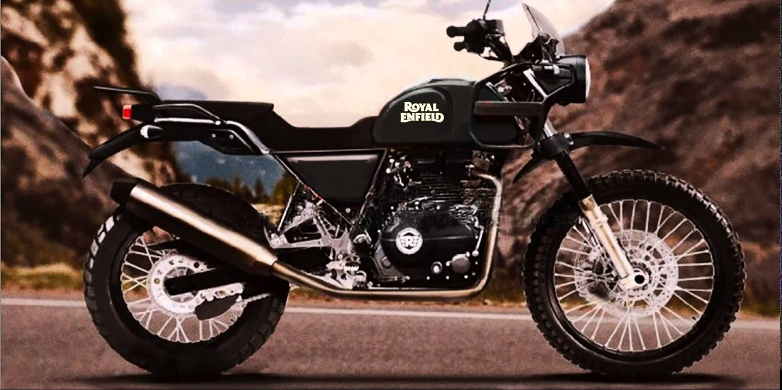 Hd wallpaper royal enfield -  Option Resolution Can You Take Is All Images Royal Enfield S Upcoming Adventure Tourer Is Expected To Be Priced Around Rs 1 5 Lakh To Rs 1 8 Lakh