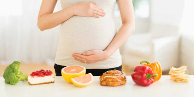 Balanced Pregnancy Foods