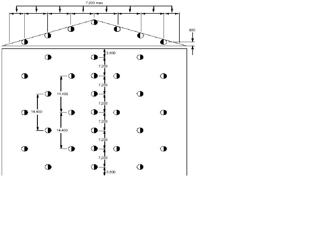 Heat Detector Spacing Gallery