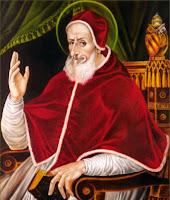 Pope Saint Pius V