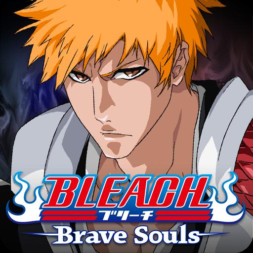 لعبة bleach brave souls مهكرة