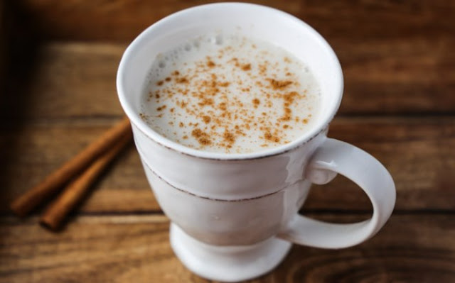 Cozy Warm Milk #drinks #healthy
