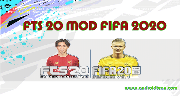 FTS 20 MOD FIFA 2020 Update Transfer Download