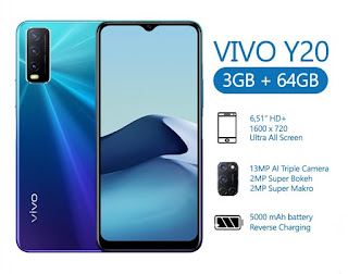 Download Vivo Y20 (PD2034F) Official Firmware