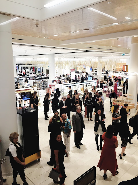 Nordstrom Toronto Eaton Center Yorkdale Beauty Shopping