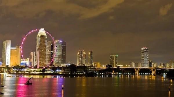 Teror Virus Corona COVID-19, Singapura Negara Terparah di Luar China