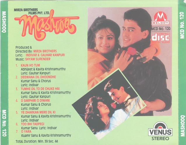 Download Mashooq [1992-MP3-VBR-320Kbps] Review