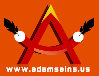 Logo Blog www.adamsains.us