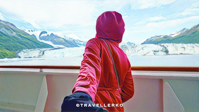 [旅程故事|阿拉斯加] 媽!有位子了!