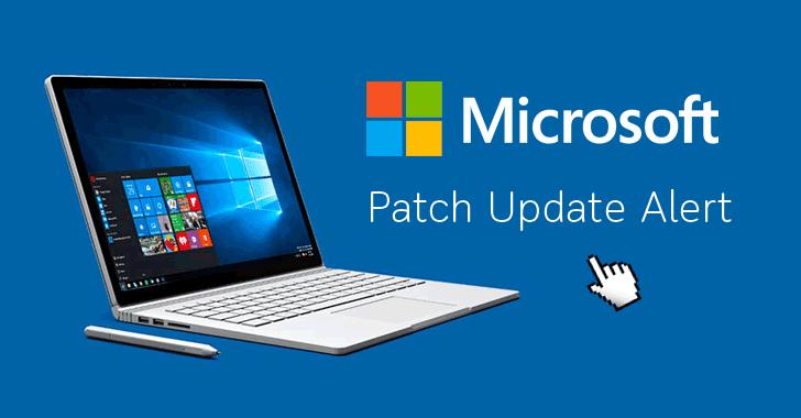 microsoft-security-patch-update