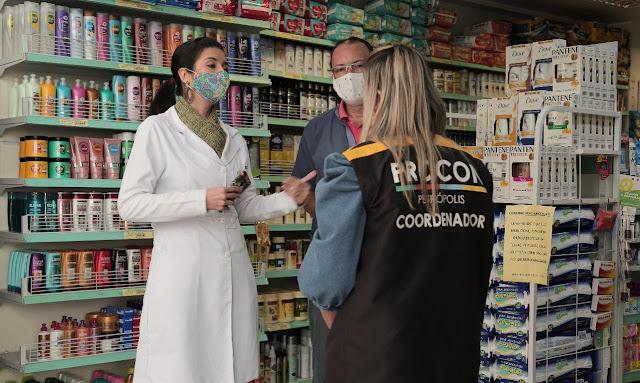 Procon/Petrópolis explica exames para a covid-19