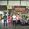 Kodam XIV/Hasanuddin Menggelar Festival Pencak Silat Dalam Rangka Komsos Kreatif
