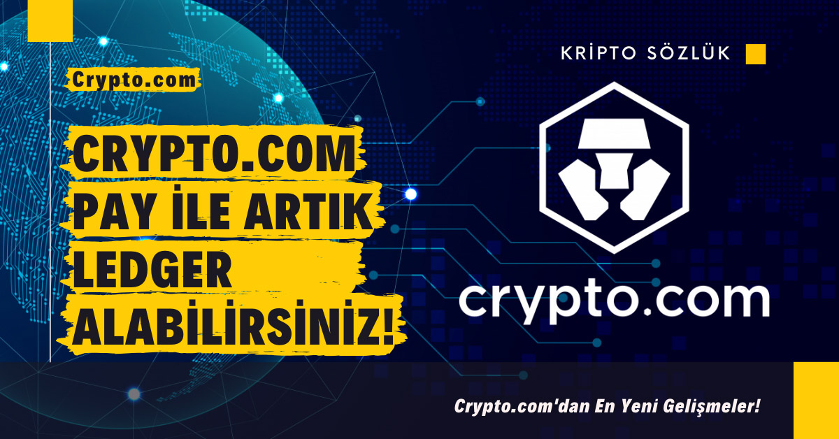Crypto.com sitesiyle ilgili yeni gelişmeler!