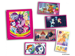 Panini Released School of Friendship Collectible Stickers