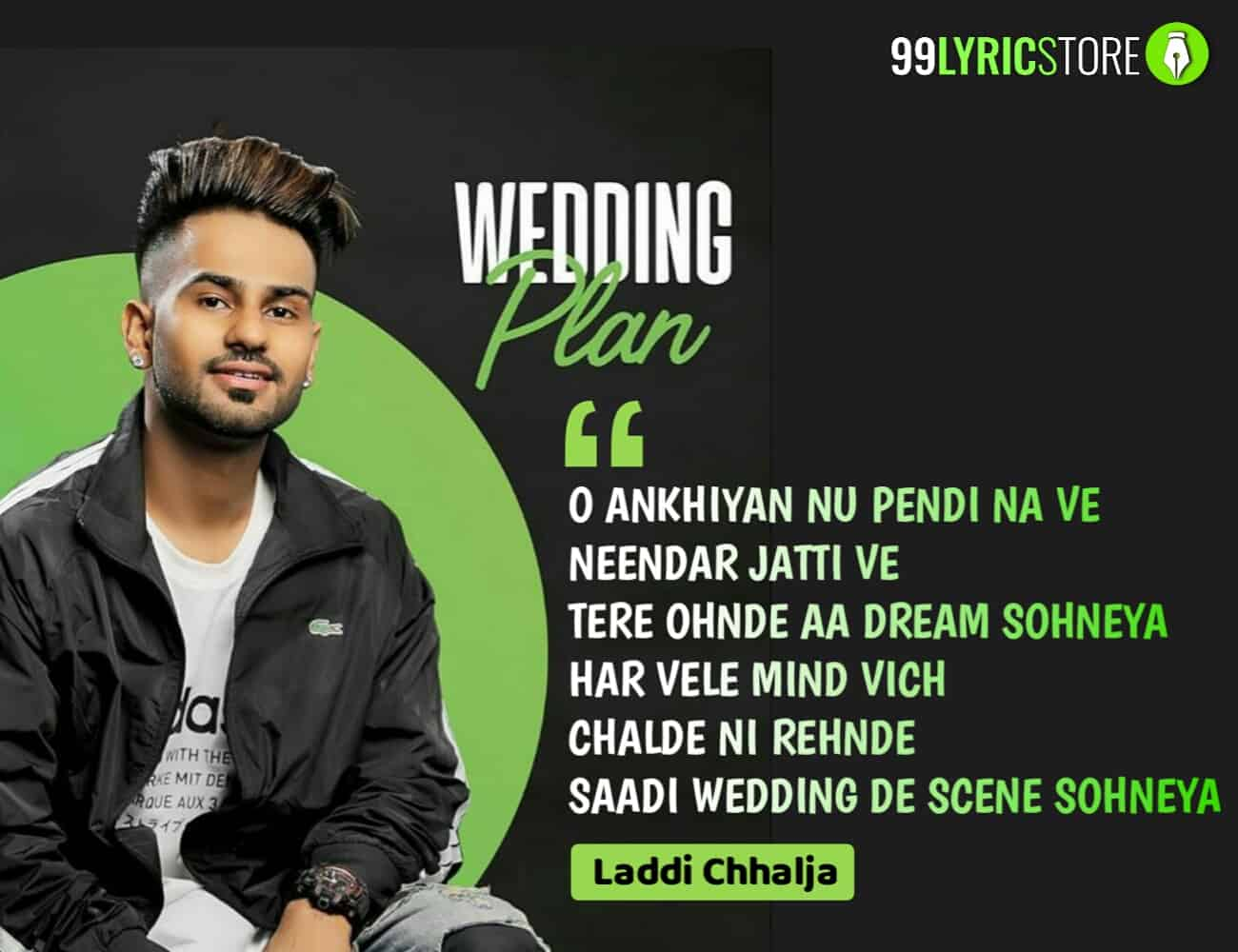 Wedding Plan Punjabi Song Sung by Nav Sandhu