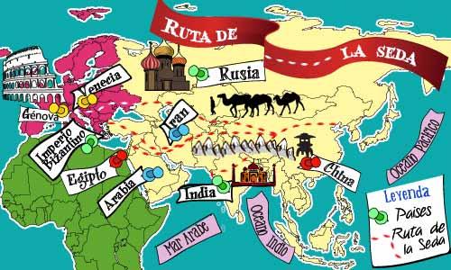 Juanmart ns nchezhistoria la expansi n europea siglos xv - Productos de la india ...