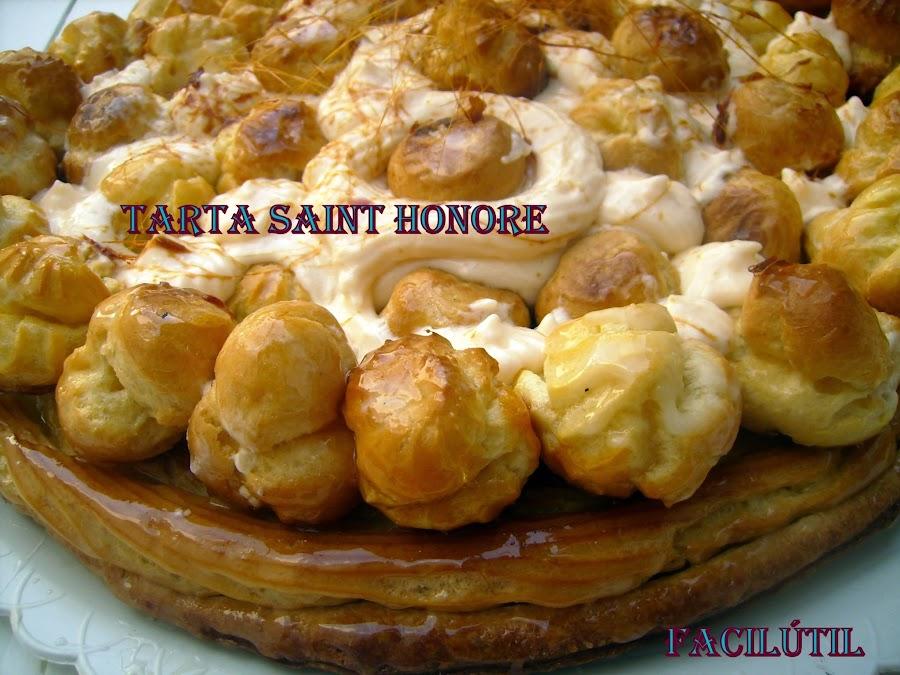 tarta-saint-honoré