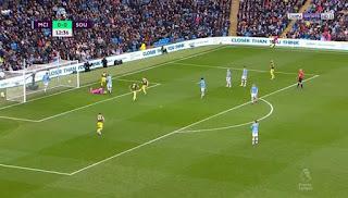 اهداف مباراة مانشستر سيتي وساوثهامبتون (2-1) الدوري الانجليزي