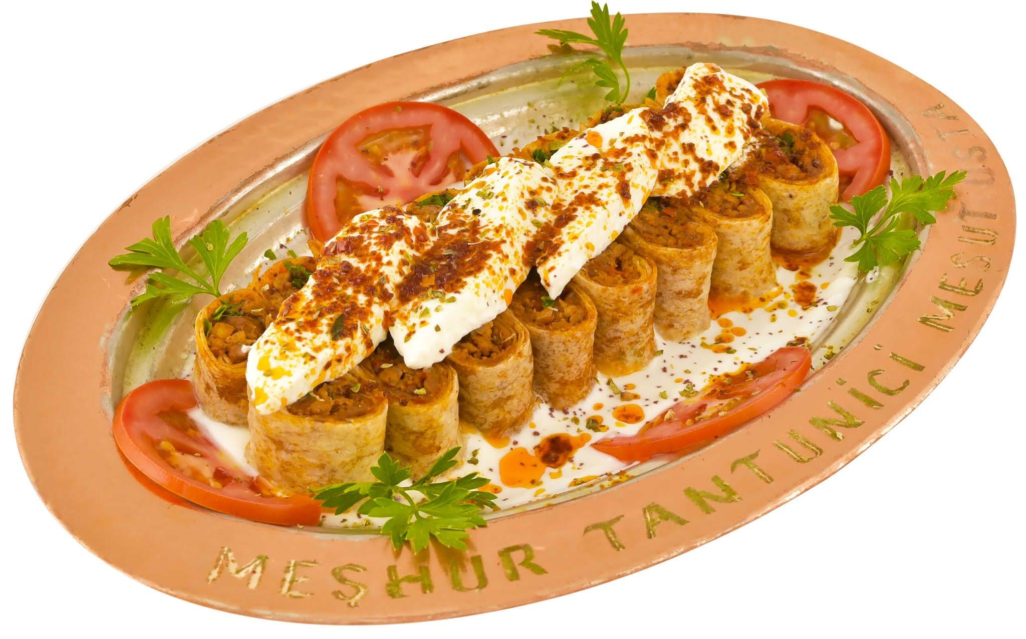 meşhur tantunici mesut usta bağcılar istanbul menü fiyat listesi tavuk tantuni sipariş