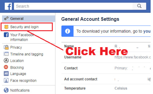 how to enable facebook profile picture login