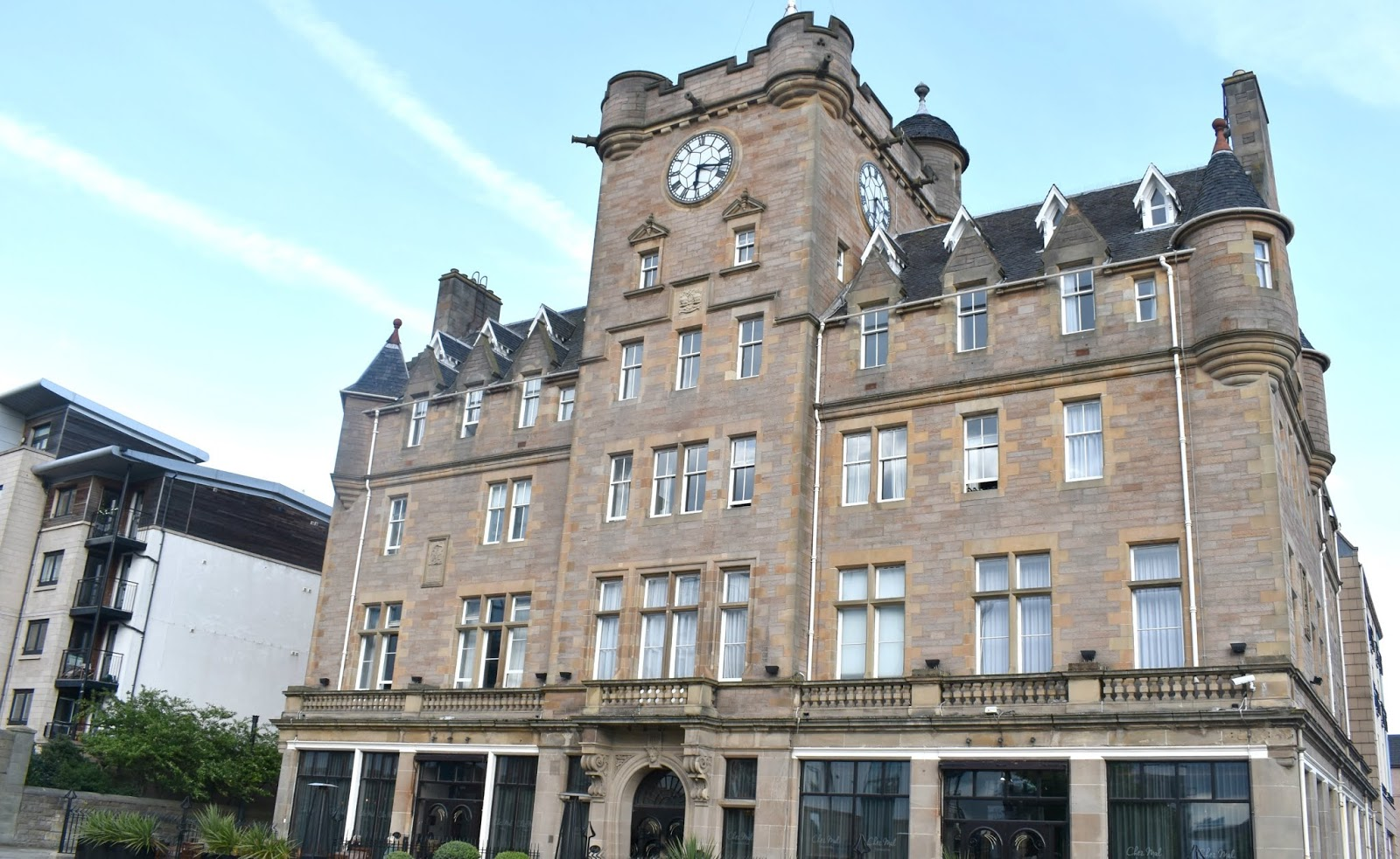 Alternative Weekend in Edinburgh - Malmaison Hotel