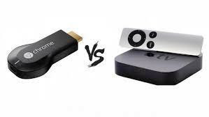 Five Reasons Why you Should Buy Apple TV instead of ChromeCast
