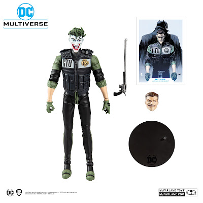 Batman: White Knight DC Multiverse Action Figure Series by McFarlane Toys x Sean Gordon Murphy x DC Comics