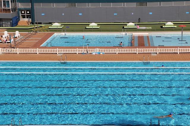 piscinas de Gorostiza