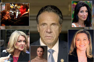 These are the women who were sexually harassed by Andrew Cuomo: AG report