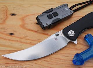 CH Knives Sultan G10