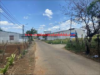 Bán đất đường Nguyễn Thị Định TP Buôn Ma Thuột 2 tỷ 490