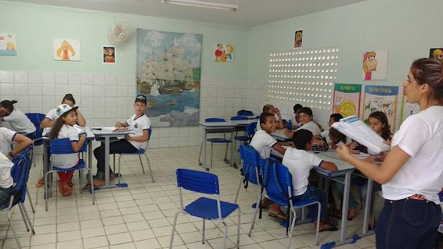 Resultado de imagem para SALA DE AULA EM JATAUBA