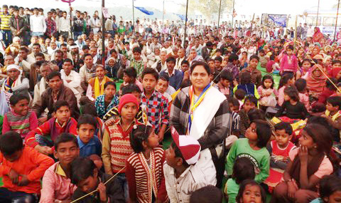 Bahujan Samaj will have to decide the path of development itself: the goal