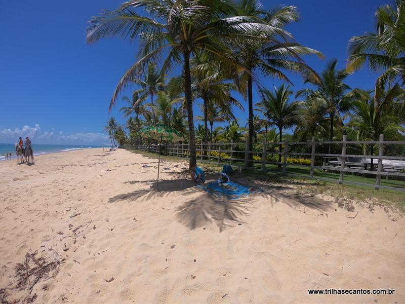 Praia do Rio da Barra Bahia