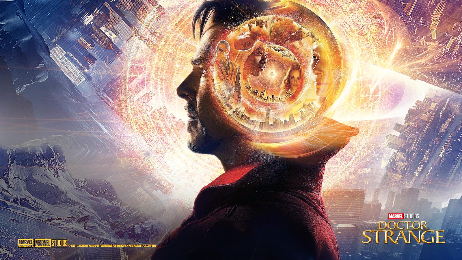 Marvel Spoiler Oficial Nuevo Wallpaper De Doctor Strange