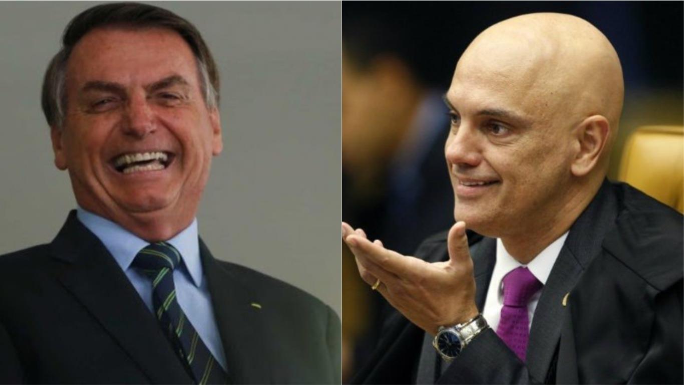 Bolsonaro | Alexandre de Moraes