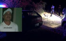 Homem é assassinado pelo atual de sua ex-mulher na zona rural de Belém do São Francisco, no Sertão de PE