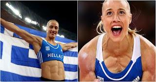 Η Κυριακοπούλου πέτυχε την πέμπτη κορυφαία επίδοση στον κόσμο