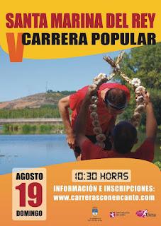 Carrera Popular Santa Marina del Rey