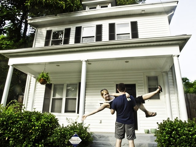 home buying tips for newlyweds first house new married couple