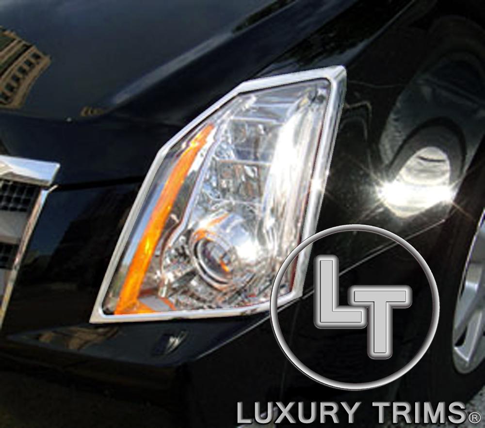 Luxury Trims: CADILLAC CTS