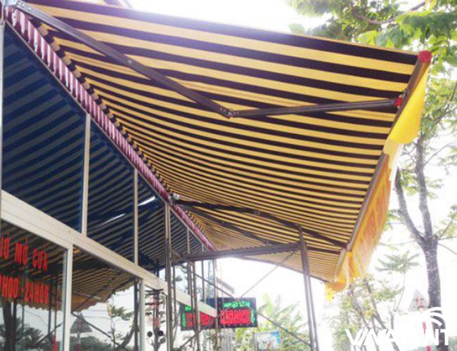 Mái che di động tại Hà Nội