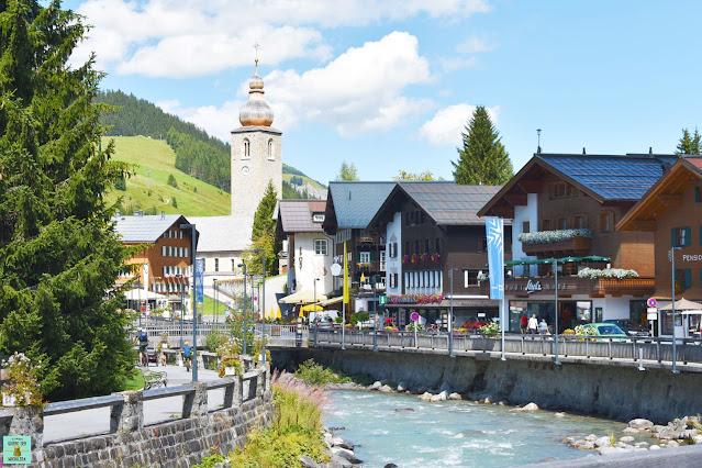Lech am Arlberg, Vorarlberg (Austria)