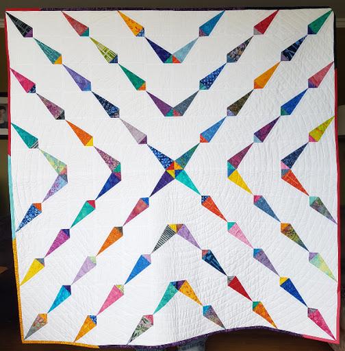 Burst Quilt Pattern