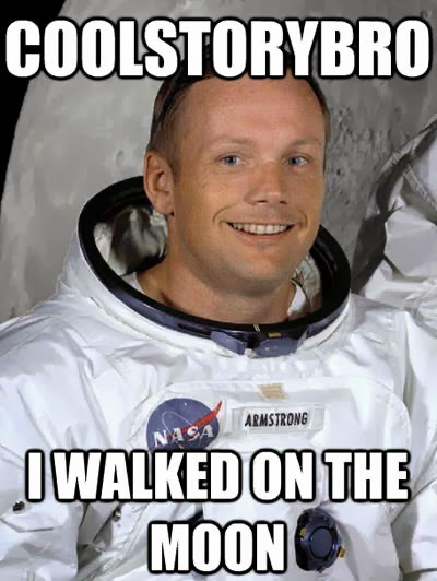 Funny Moving Astronaut - Pics about space