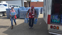 Red Cross Helps after Tornadoes Hit Iowa