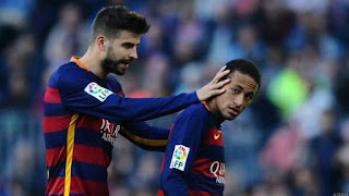 Pique Suggests Neymar Saga May Not Be Over