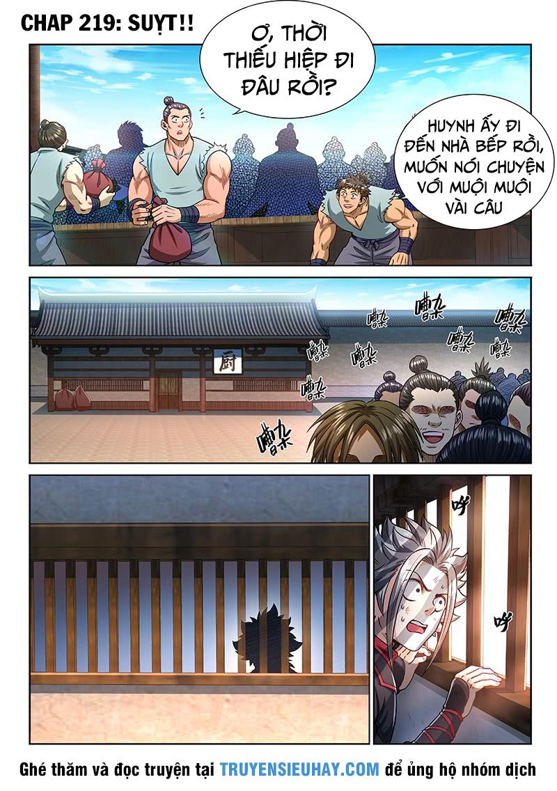 Ta Là Đại Thần Tiên chap 219 - Trang 3