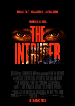 The Intruder 2019 BRRip 720p Dual Audio In Hindi English