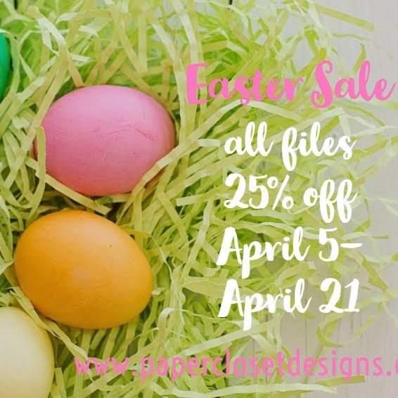 Easter Sale- Save Now